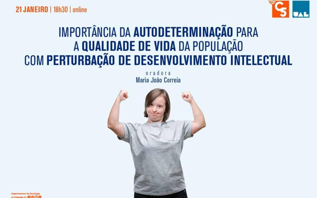 Oradora:  Maria João Correia