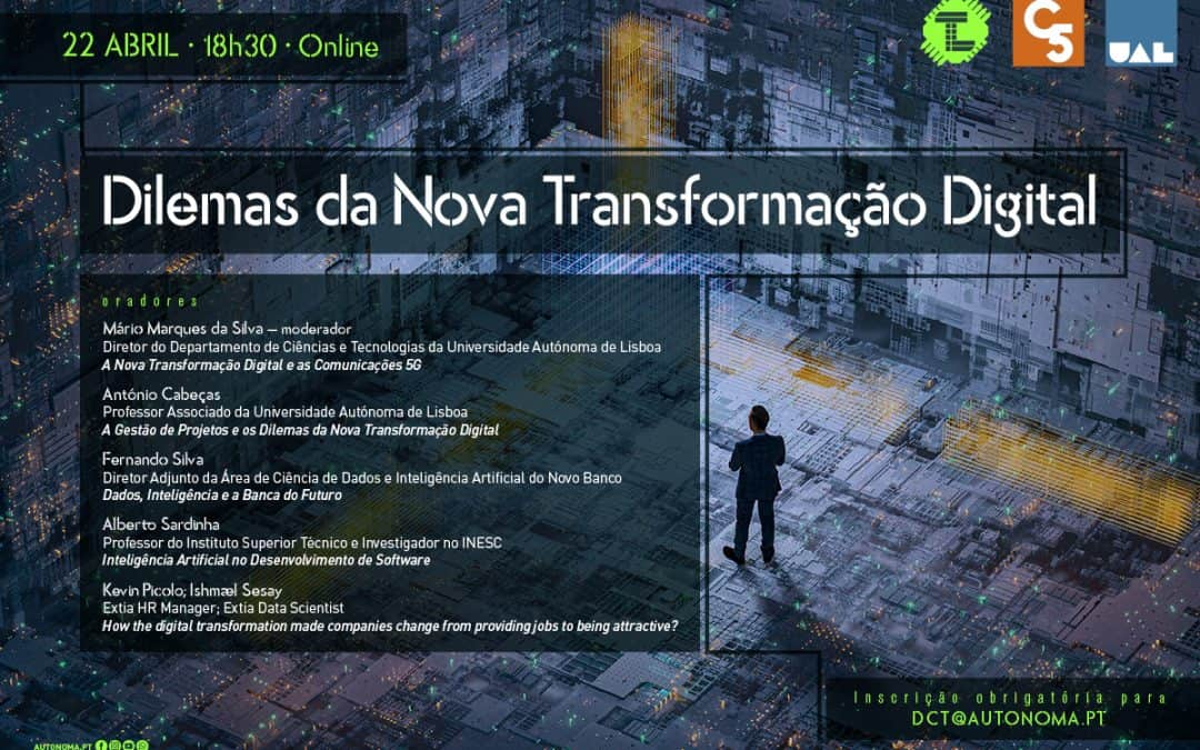 Dilemas da Nova Transição Digital