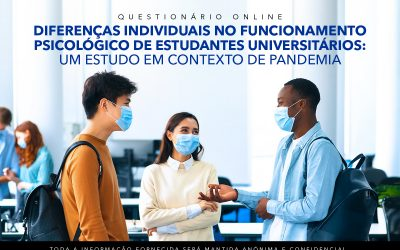 Individual Differences in the Psychological Functioning of University Students: A Study in a Pandemic Context