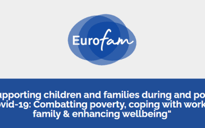 """Supporting children and families during and post Covid-19: Combatting poverty, coping with work & family & enhancing wellbeing"""""""