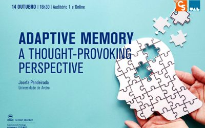 CONFERENCE: ADAPTIVE MEMORY TO THOUGHT-PROVOKING PERSPECTIVE   14 JUNE   18:30   AUDITORIUM 1 AND ONLINE